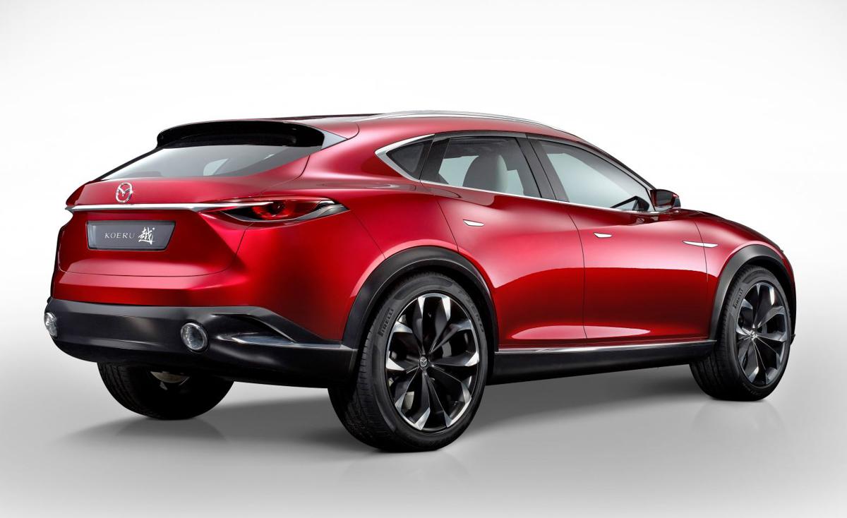 东瀛 BMW X6? Mazda CX-6 预计2021年发表!   automachi.com