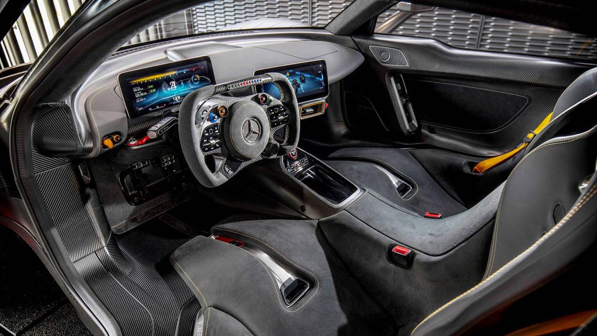 Mercedes-AMG One 将登场!最大马力1000 ps!