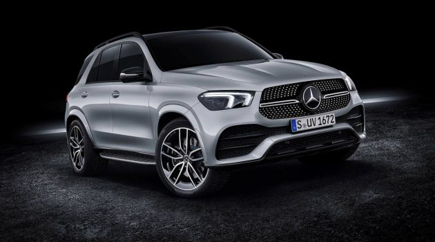 全面革新,2019 Mercedes-Benz GLE 正式发布!