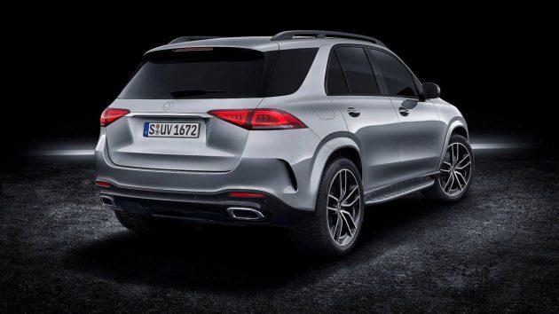 全面革新,2019 Mercedes-Benz GLE 正式发布!