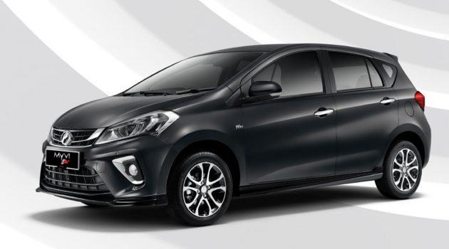 Perodua 公布 SST 价格,仅两款车型起价!