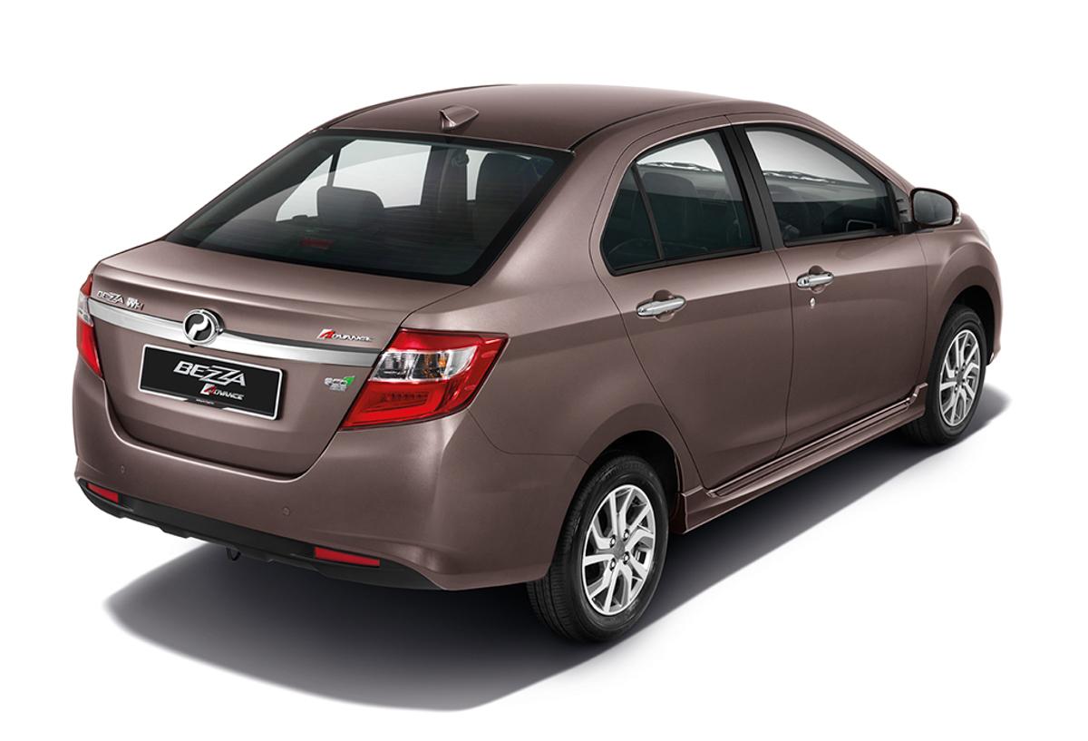 变身 Toyota 入门轿车? Perodua Bezza 将出口巴基斯坦!