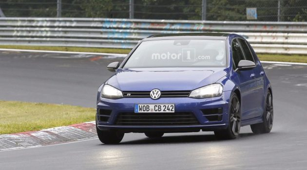 5缸涡轮! Volkswagen Golf R420 疑似纽北测试!
