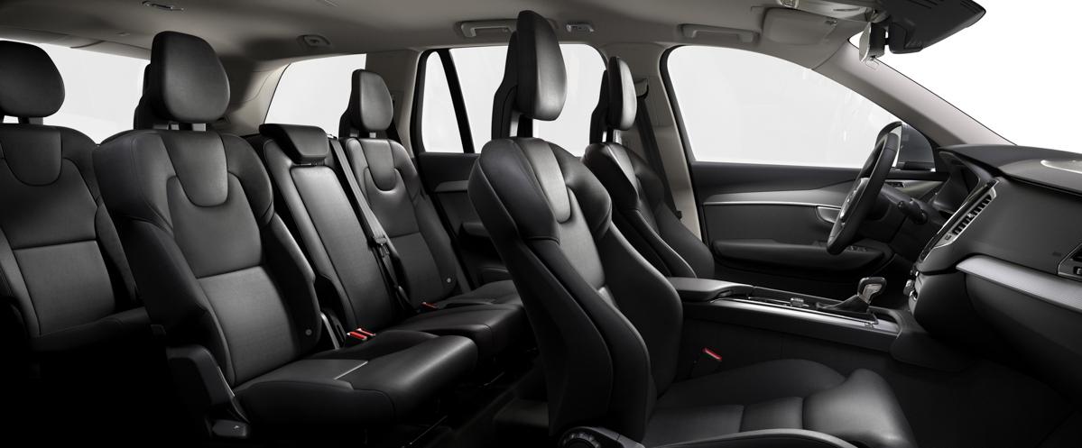 入门版 Volvo XC90 T5 登陆我国,售价 RM 373,888 !