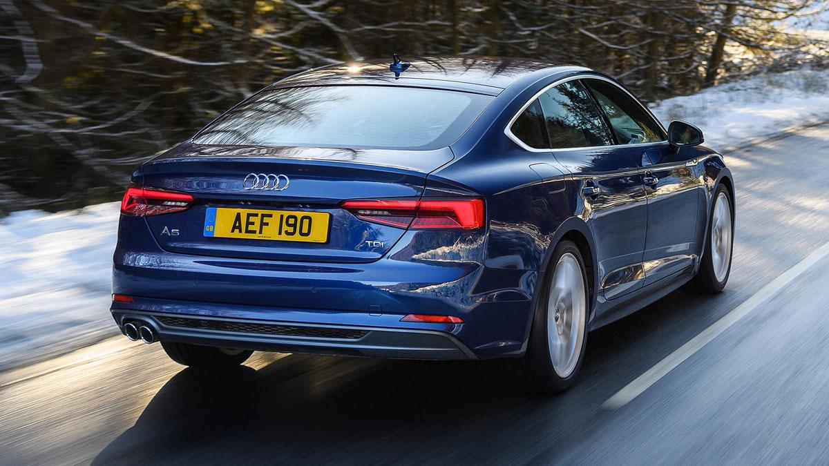 2018 Audi A5 Recon车已经进入本地市场,价格约在34万左右!