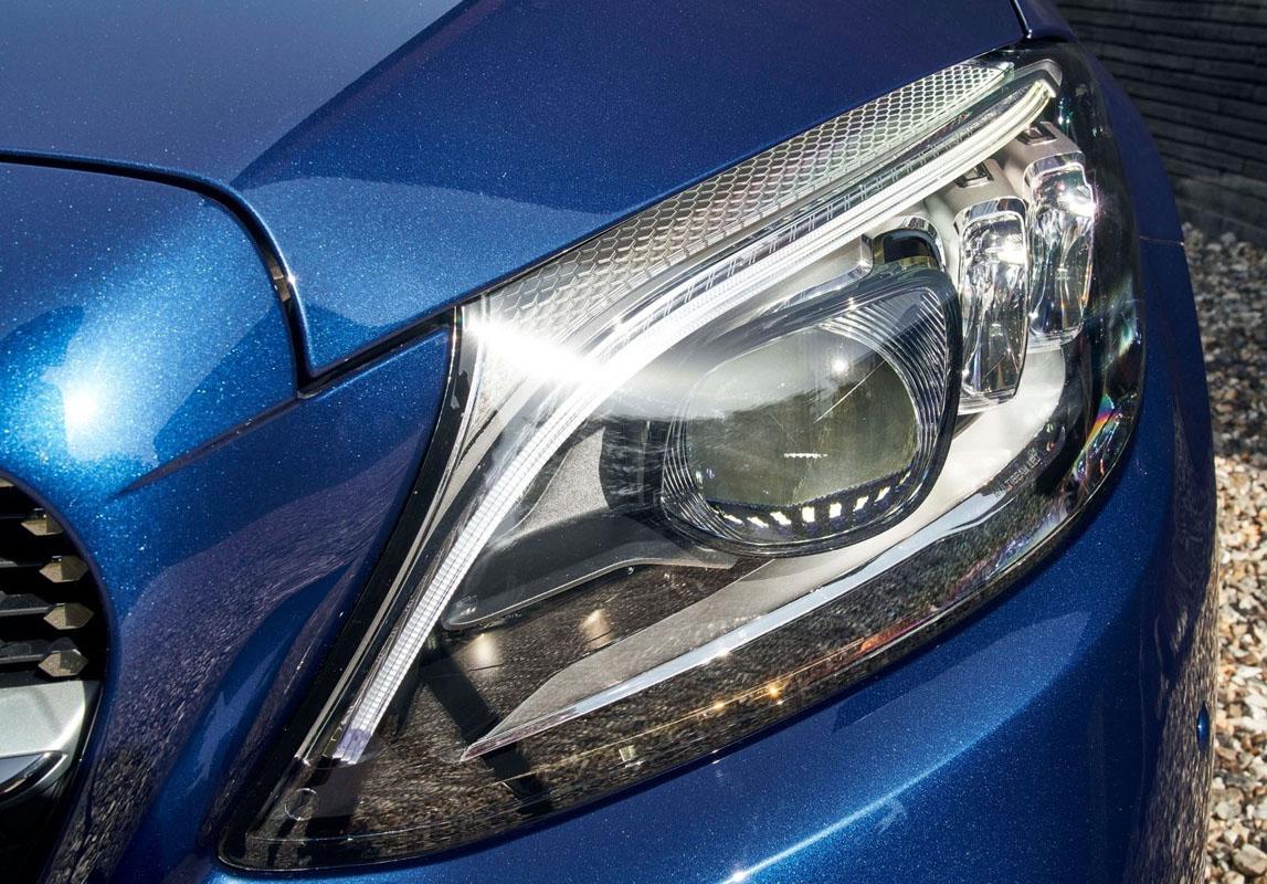 2018 Mercedes-Benz C Class 即将登场,我国会有1.5 Turbo版本吗?