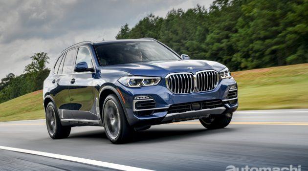 能越野的豪华 SUV , 2019 BMW X5 初体验!