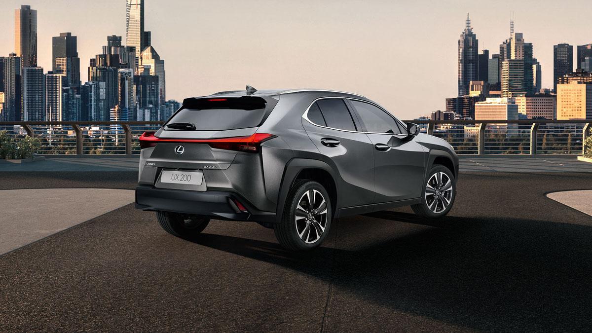 又一款豪华Crossover, Lexus UX 会登陆大马?