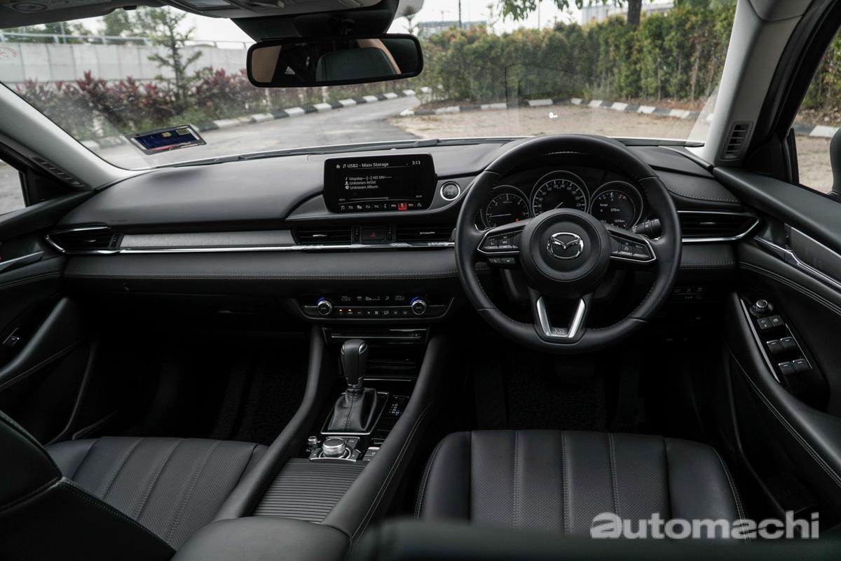 图库: 2018 Mazda6 2.2 Diesel ,售价RM 197,401.47