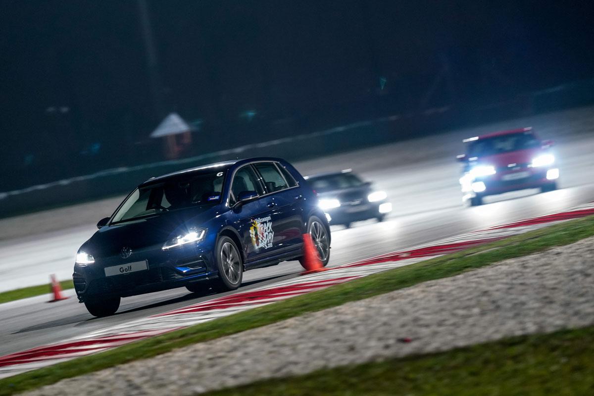 2018 Volkswagen Track Day ,体验 VW 车款的操控力!