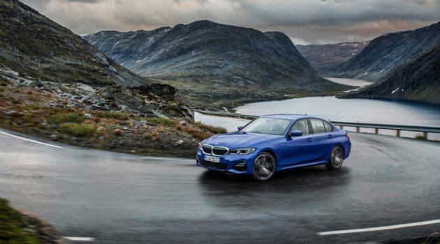 2019 BMW 3 Series G20 完整细节!0-100 4.4秒!