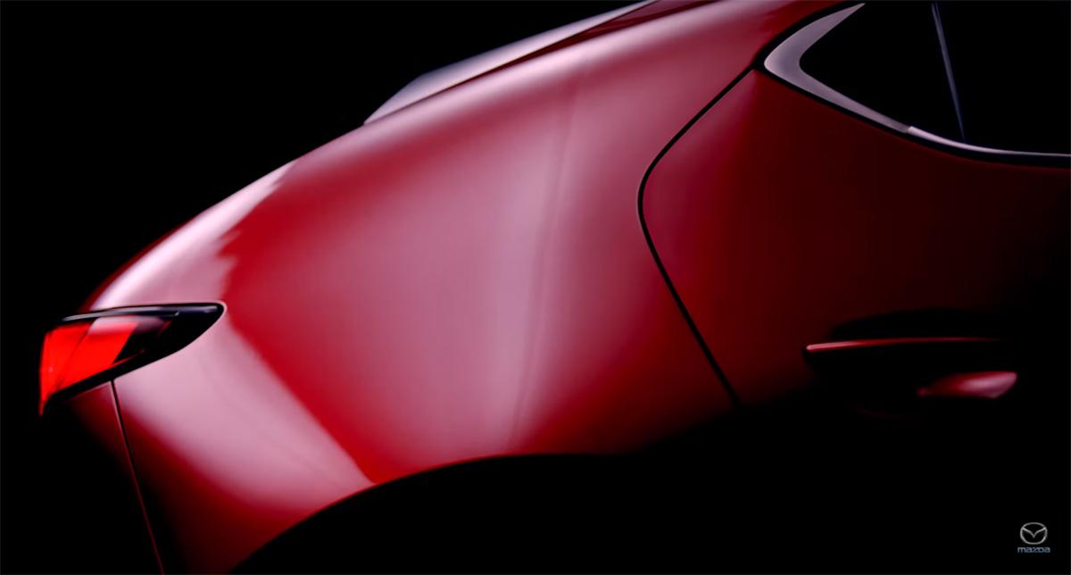 短片出炉,官方确认 2019 Mazda3 11月发布!