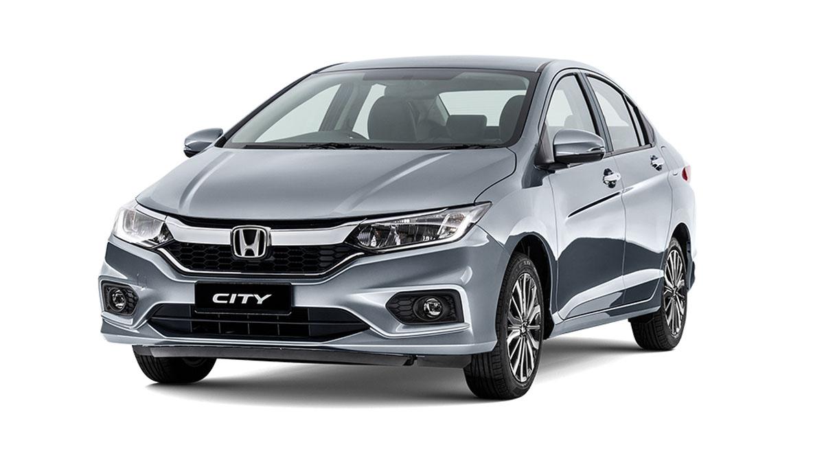 Honda City 在我国的累计销量突破300,000辆大关!