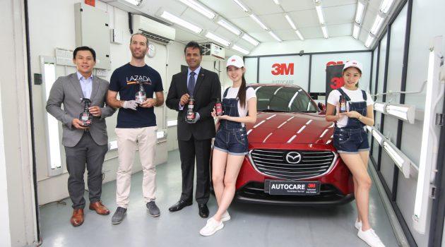 3M Malaysia 推出DIY汽车护理产品并推介官方旗舰网店!