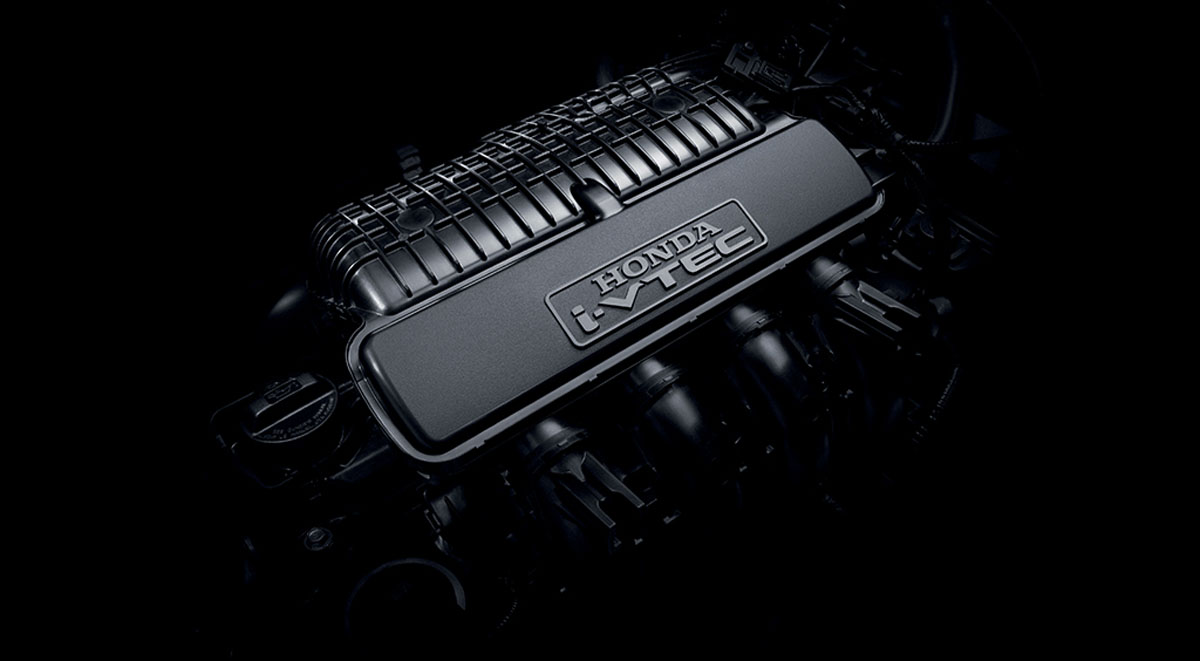 图为i-VTEC引擎