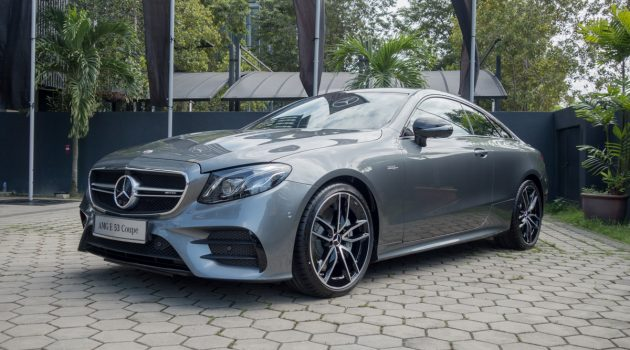 2018 Mercedes-AMG E 53 登陆我国,预售价 RM 740,000 起跳!