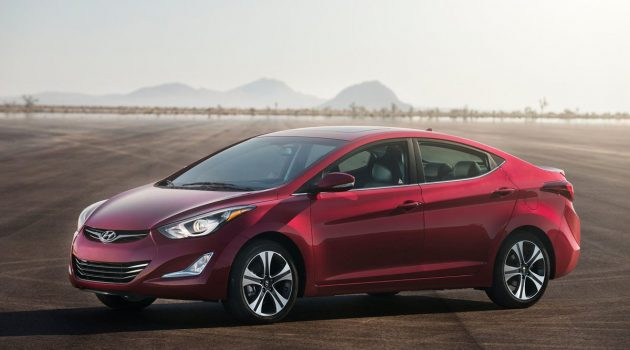 最超值二手车: Hyundai Elantra MD !
