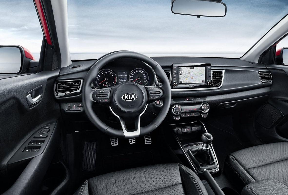 2018 Kia Rio 推出升级版,1.4 MPI引擎搭配6速自排变速箱!