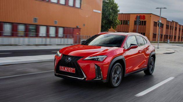 Lexus ES 与 Lexus UX 确定亮相 KLIMS 2018 !