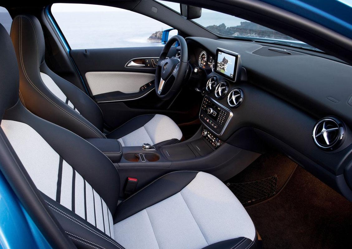 最超值二手车: Mercedes-Benz A180