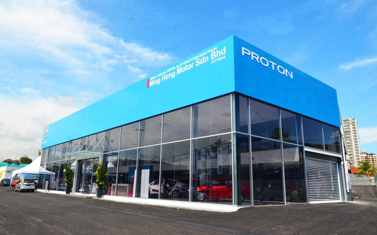 原厂宣布 Proton X70 订单数量超过10,000张!