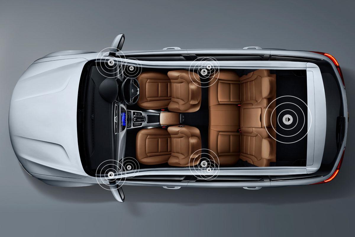 原厂公布更多 Proton X70 细节,同级车款绝无仅有!