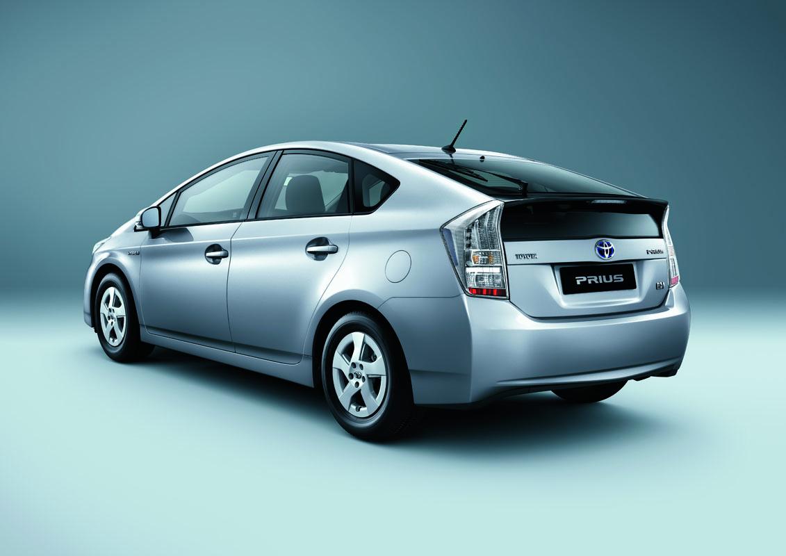 UMWT 召回2009-2013年的 Toyota Prius !