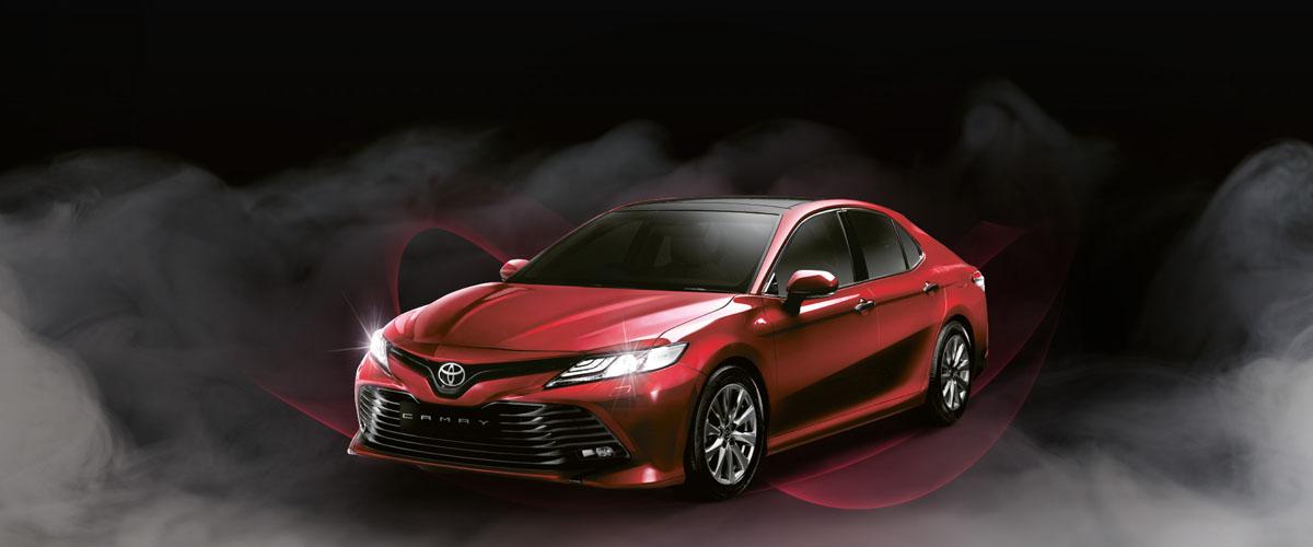 Toyota Camry XV70 ,如果没有新引擎你买单吗?
