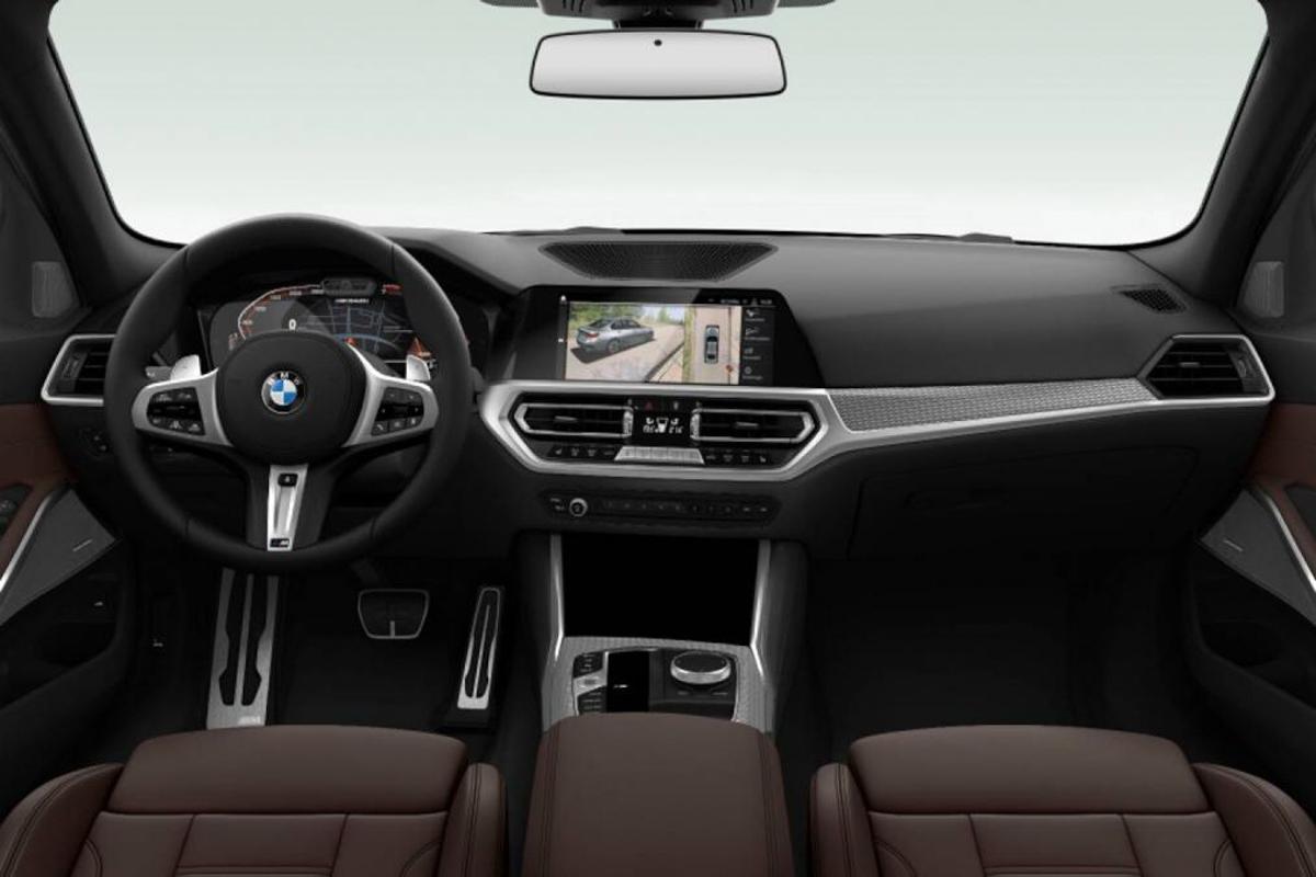 发表前夕泄露, BMW 3 Series G20 内外全曝光!