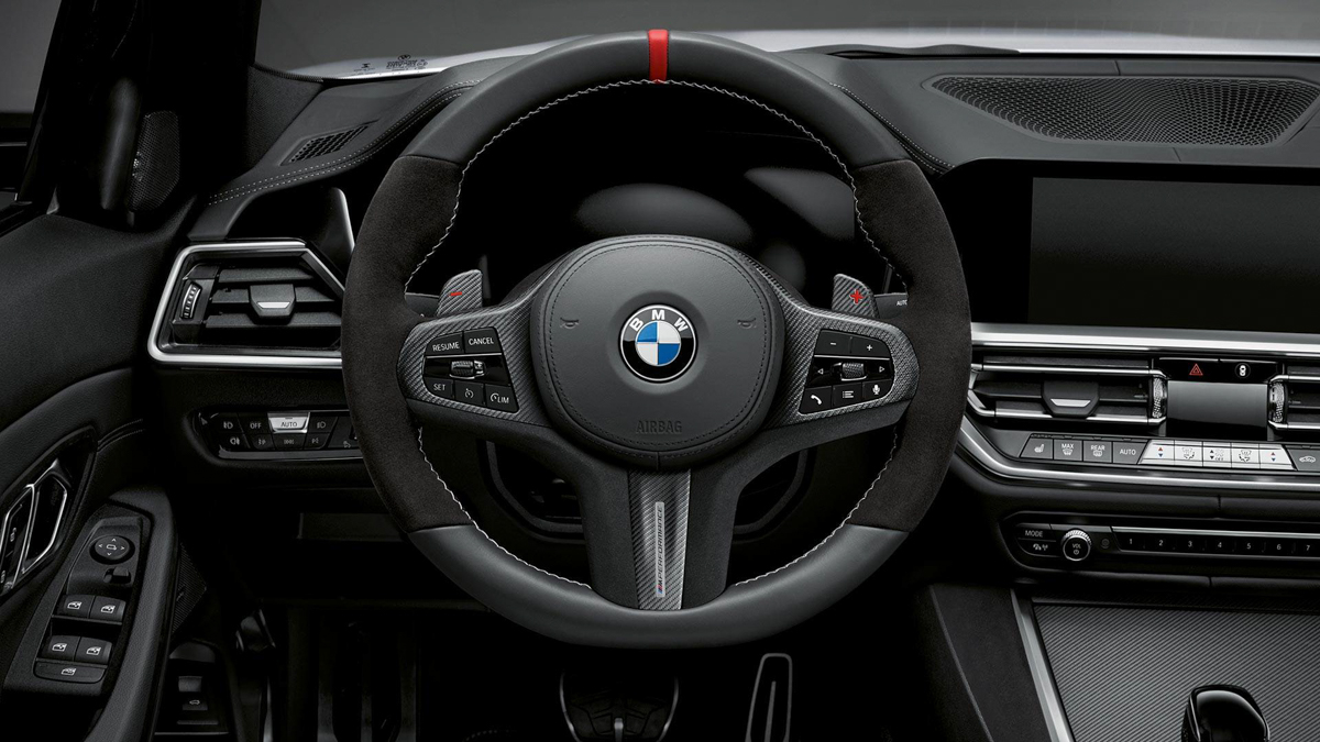 BMW 3 Series G20 M Performance 套件帅气登场!