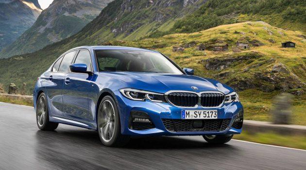 确认330i!我国 BMW 3 Series G20 规格出炉!