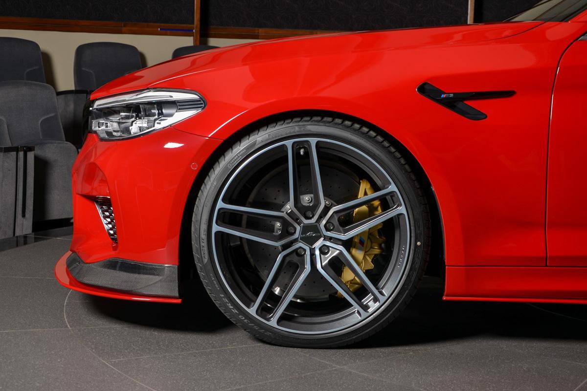 全球首辆 BMW M5 Competition AC Schnitzer 诞生!