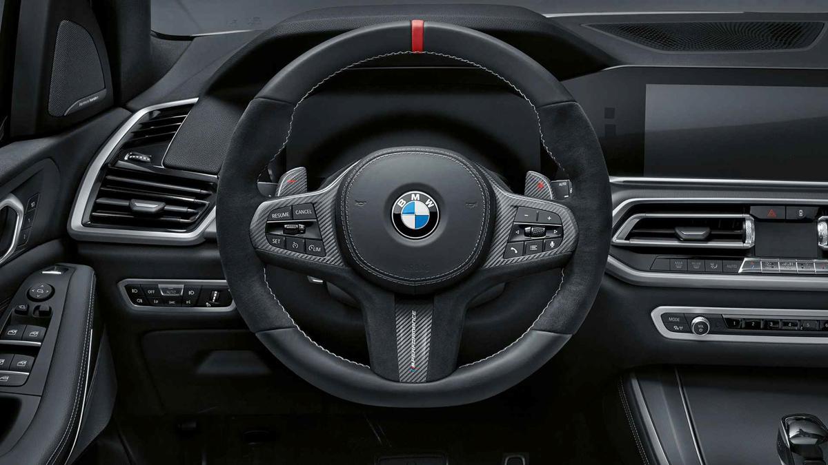 霸气侧漏! BMW X5 M Performance 套件帅气登场!