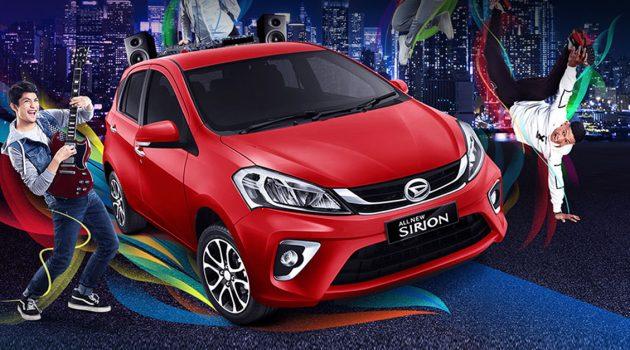 同车不同命! Daihatsu Sirion 印尼销量惨不忍睹!