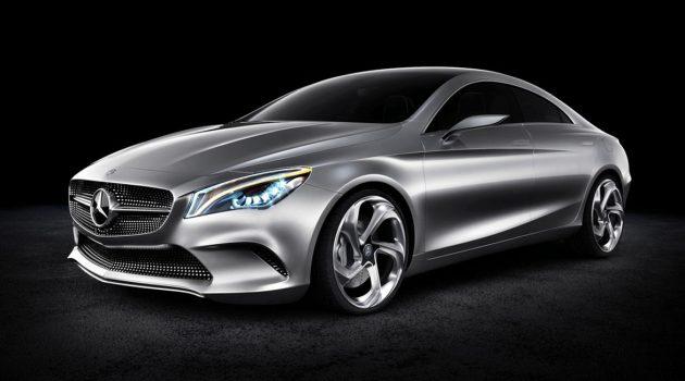 Mercedes-Benz CLA 大改款确定2019年登场!