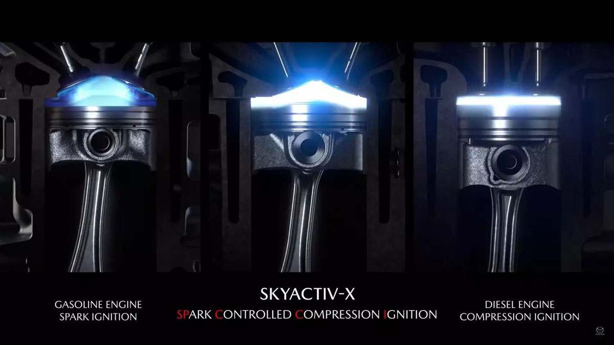 Mazda 确认量产版 Skyactiv-X 引擎11月洛杉矶车展发表!