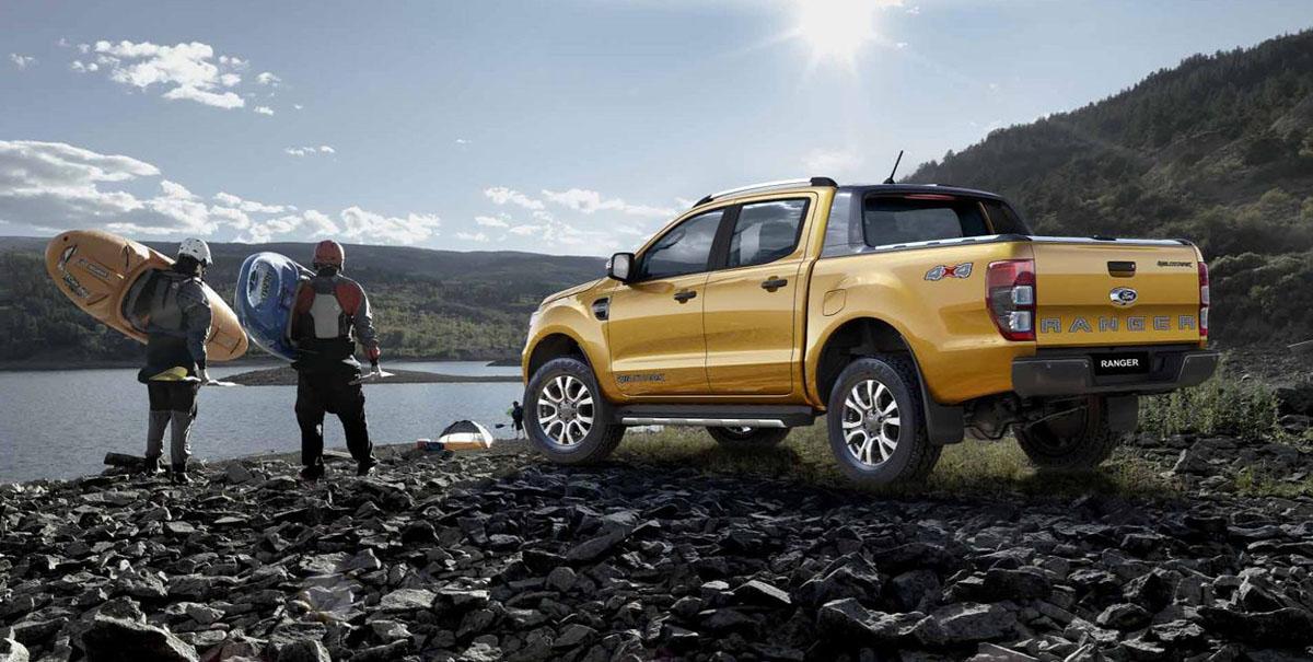 2018 Ford Ranger 确定月尾正式在我国市场发布!