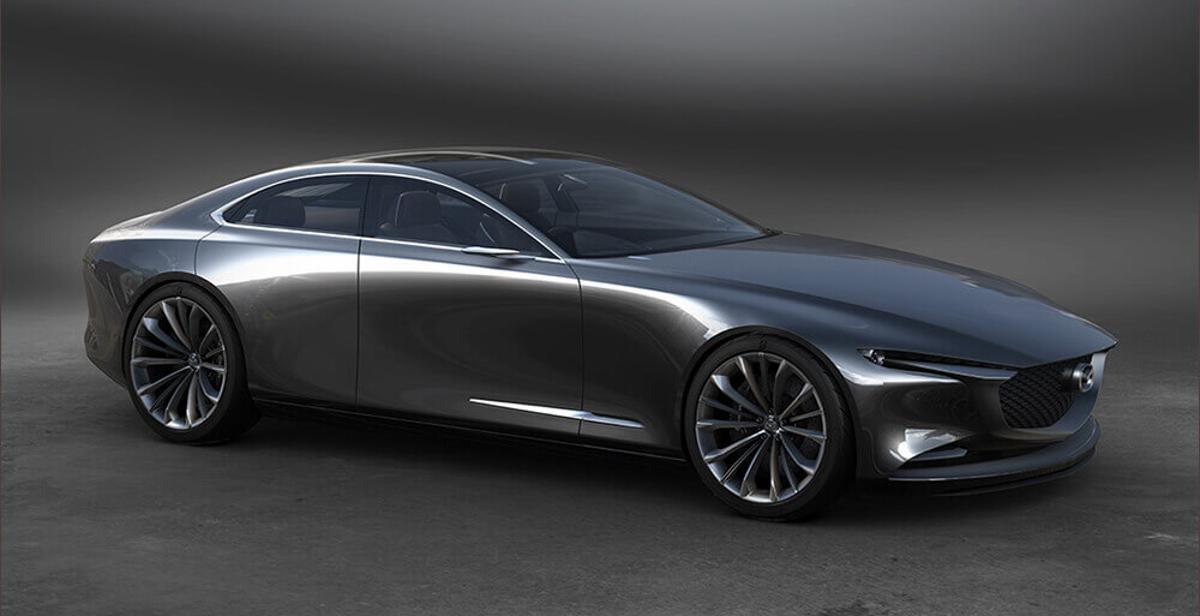 为何 Mazda 的车款都是采用长车头短车尾的设计?