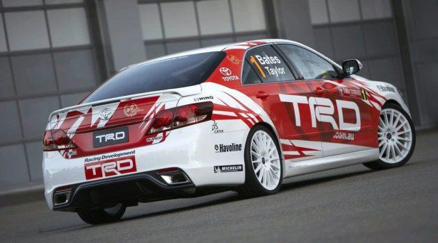 曾经的 Toyota 御用改装与赛车部门? TRD 的起源!