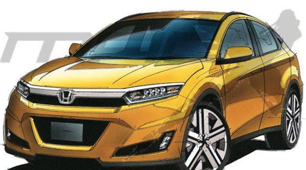 新一代 Honda HR-V 或将额外追加 Coupe 车型!