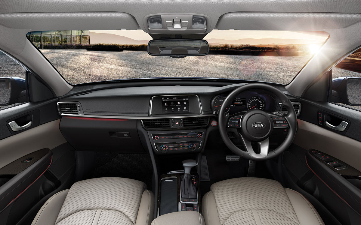 2018 Kia Optima GT 现身官网,售价RM 169,888