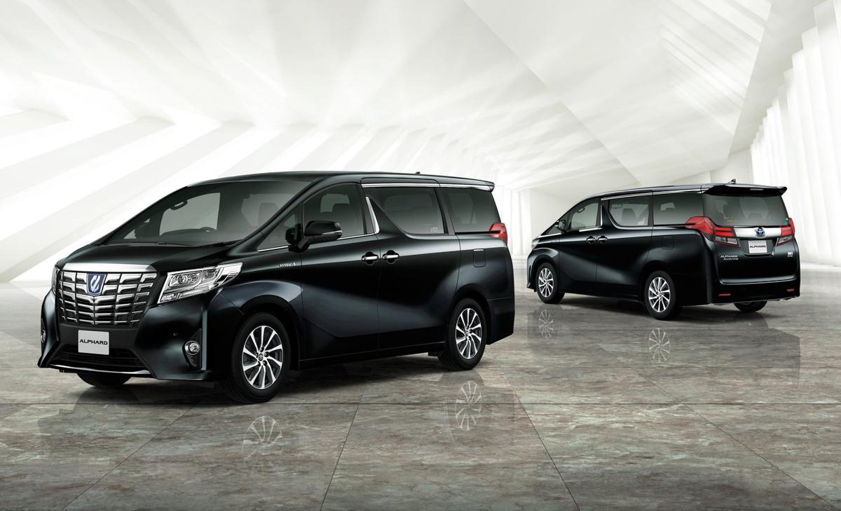奢华版 Alphard ? Lexus 计划推出豪华7人座 MPV !