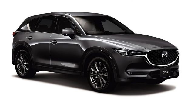2019 Mazda CX-5 改良版正式发布!确认有 Turbo!