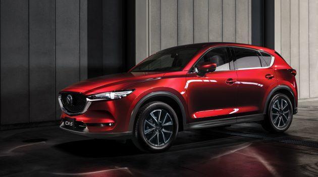 Mazda CX-5 导入新配备,售价 RM 132,390 起跳!