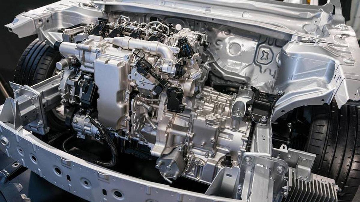 Mazda2 大改款要来了?或搭1.5L Skyactiv-X 引擎!