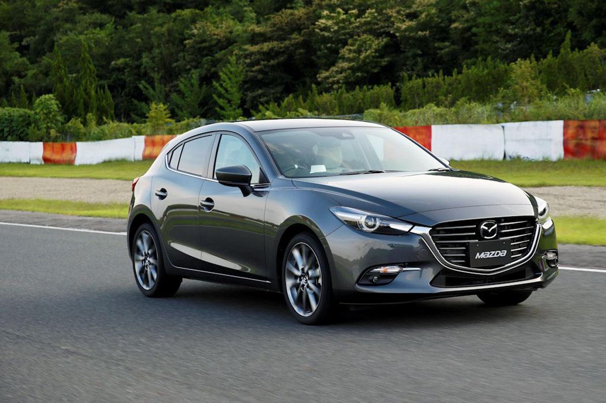 黑科技再进化, Mazda 正式发表 G Vectoring Control Plus 技术!