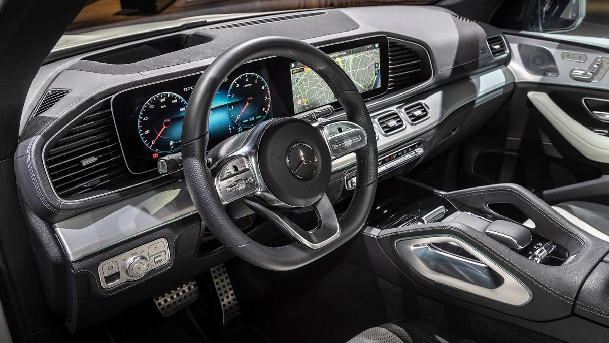 巴黎车展: 2019 Mercedes-Benz GLE 实车亮相!