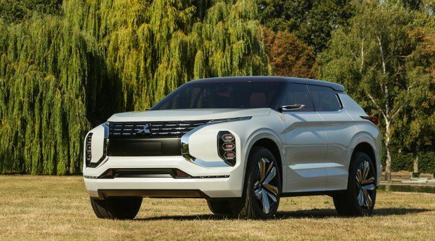 追加 SUV 休旅车型, Mitsubishi Pajero 2019 东京车展亮相!