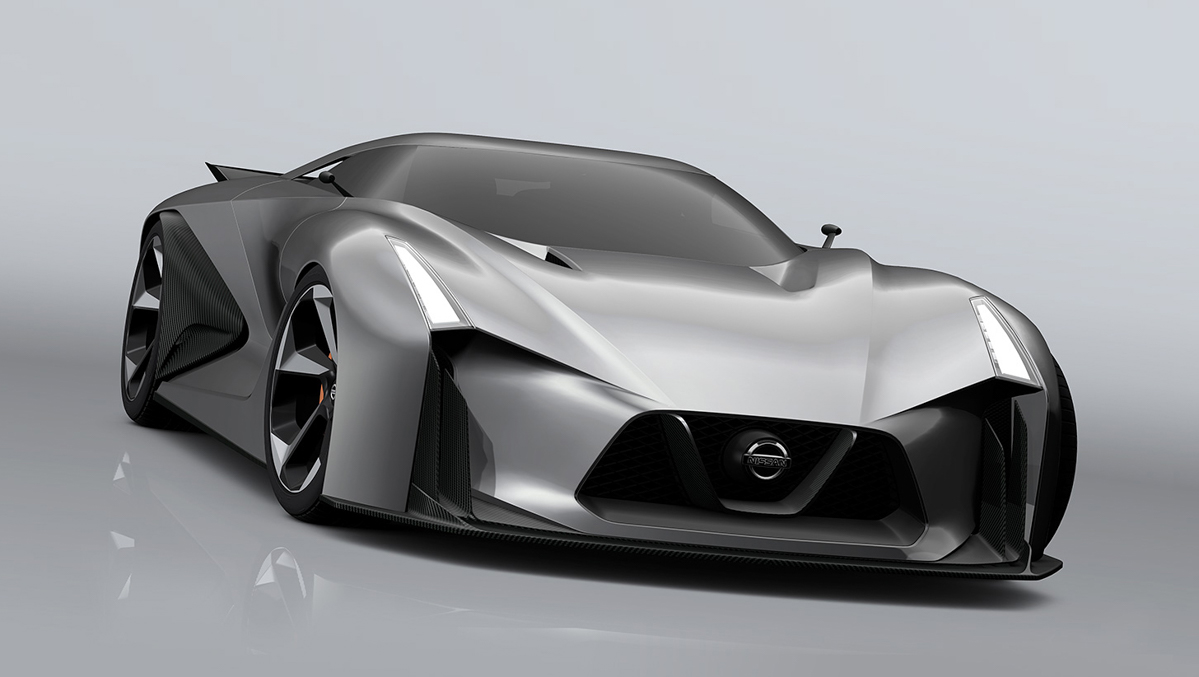 Nissan GT-R R36 化身油电超跑,2020年1月发表!