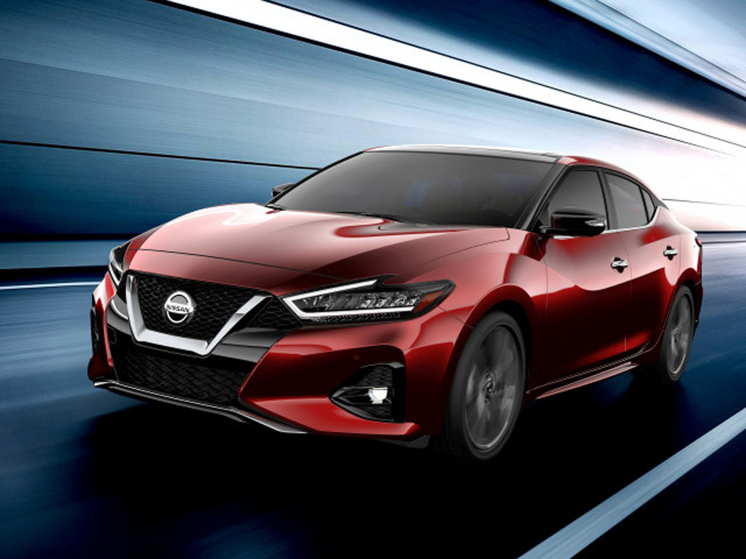 2019 Nissan Maxima 登场,Nissan 最顶级的房车代表!